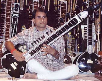 Mr.C.P - Sitar player